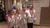 Veel podiumplekken in Markelo voor judoka's