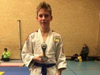 Silas Feenstra 1250 punten