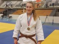 Carmen Dijkstra derde bij NK -18 jaar