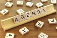 Agenda nieuwe site actief