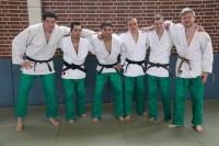 Judoka's draaien mee in Duits team