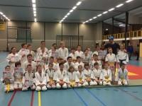 Judoka's ontmoeten winnaar Expeditie Robinson 2017