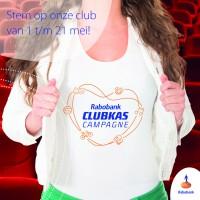RABOBANK Clubkas Campagne STEM OP ONS