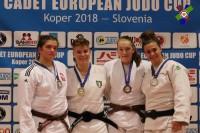 Carmen derde in Slovenië