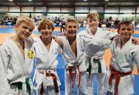 Judoteam behaalt brons