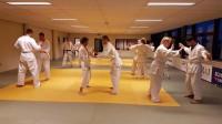 Combinatiefunctionarissen krijgen judoles