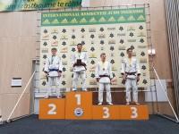 Judoka's wedstrijdselectie scoren goed in Den Haag
