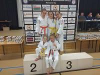 Judoka's scoren in Dalfsen