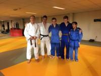 Ramon Dijkstra behaalt blauwe band