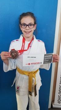 Mooie prijzen gehaald door onze judoka's