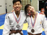 Drie judoka's naar NK -18 jaar