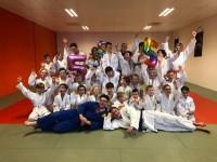 Judo Wijhe THAG viert 5 jarig bestaan